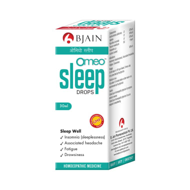 Bjain Omeo Sleep Drop