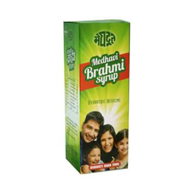 Meghdoot Medhavi Brahmi Syrup