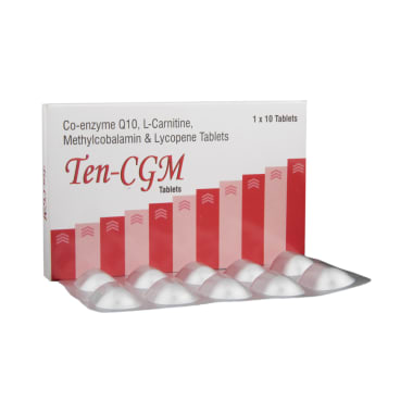 Ten-CGM Tablet