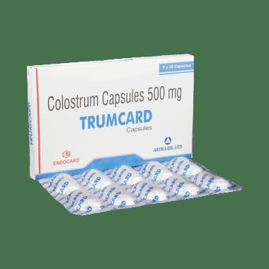 Trumcard Capsule