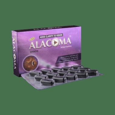 Shrey's Alacoma Softgel Capsules