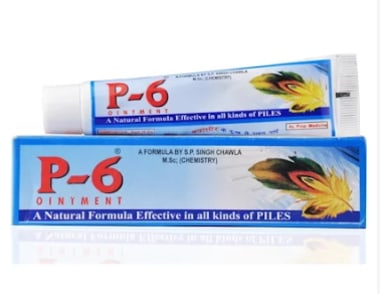 Trrust Health Care P-6 Ointment