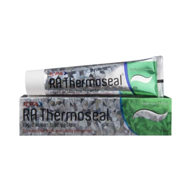 RA Thermoseal Rapid Action Toothpaste Fresh Mint