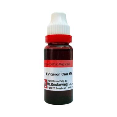 Dr. Reckeweg Erigeron Can Mother Tincture Q