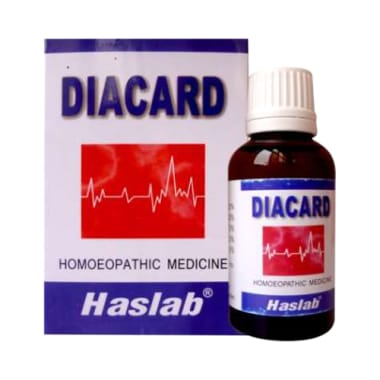 Haslab Diacard Drop