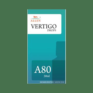 Allen A80 Vertigo Drop