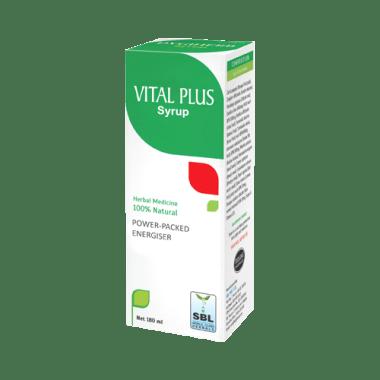 SBL Vital Plus Syrup
