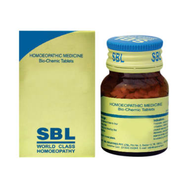 SBL Magnesia Phosphorica Biochemic Tablet 30X