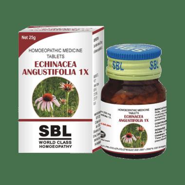 SBL Echinacea Angustifolia Tablet 1X