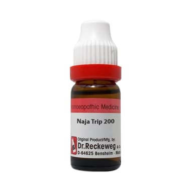 Dr. Reckeweg Naja Trip Dilution 200 CH
