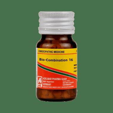 ADEL Bio-Combination 16 Tablet