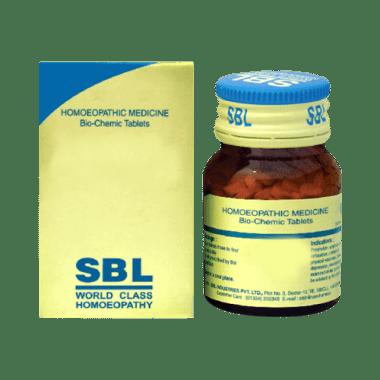 SBL Kali Muriatica Biochemic Tablet 30X