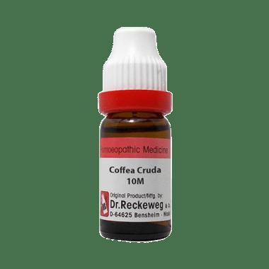 Dr. Reckeweg Coffea Cruda Dilution 10M CH