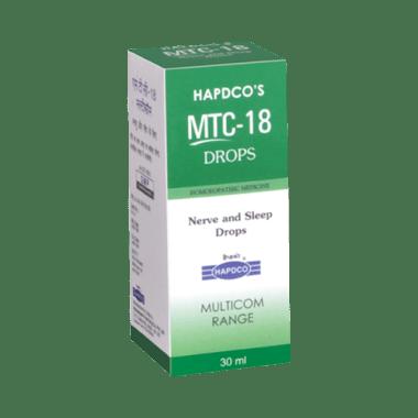 Hapdco MTC-18 Nerve And Sleep Drop