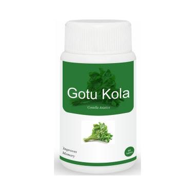 Herb Essential Gotu Kola Tablet