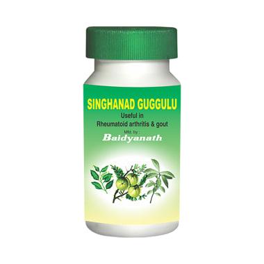Baidyanath Singhnad Guggulu Tablet