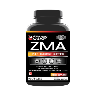 Protein Scoop ZMA Capsule