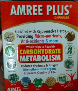 Aimil Amree Plus Capsule
