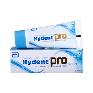 Hydent Pro Toothpaste