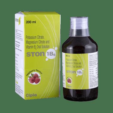Ston 1B6 Oral Solution Raspberry