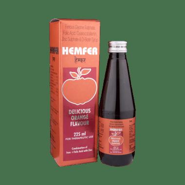 Hemfer Syrup