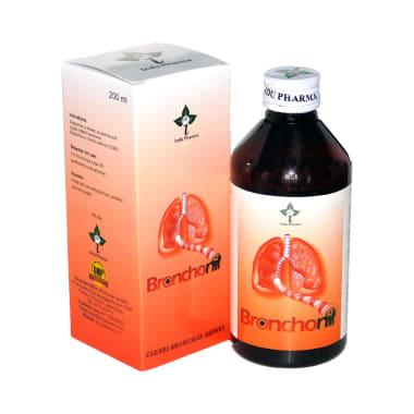 Indu Pharma Bronchonil Syrup