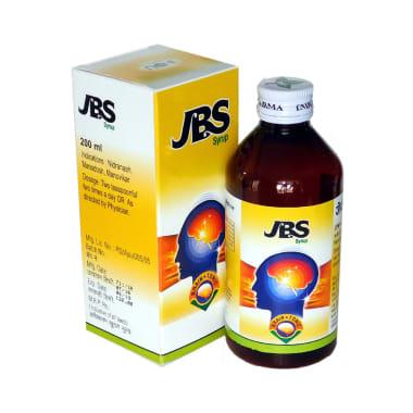Indu Pharma JBS Syrup