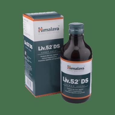 Himalaya Liv.52 DS Syrup