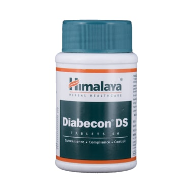 Himalaya Diabecon DS Tablet