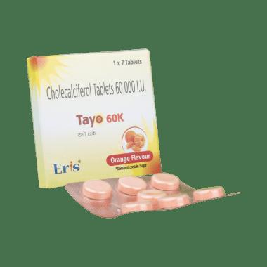 Tayo 60K Tablet Orange