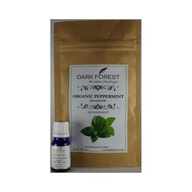 Dark Forest Organic Peppermint Essential Oil