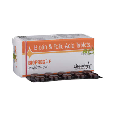 Biopreg -F Tablet