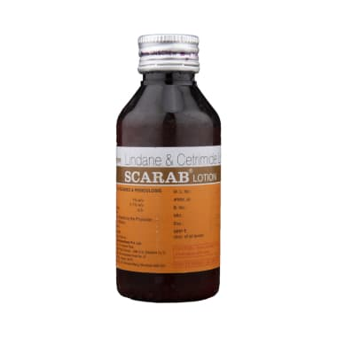 Scarab Lotion