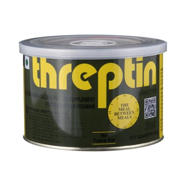 Threptin High-Calorie Protein Vanilla Diskette
