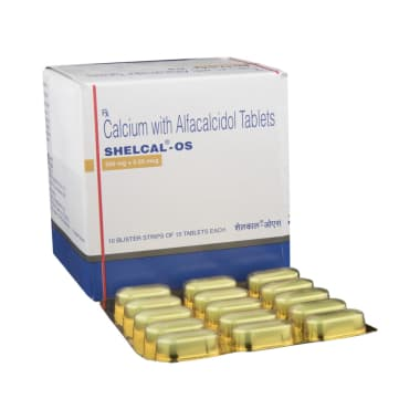 Shelcal -OS Tablet