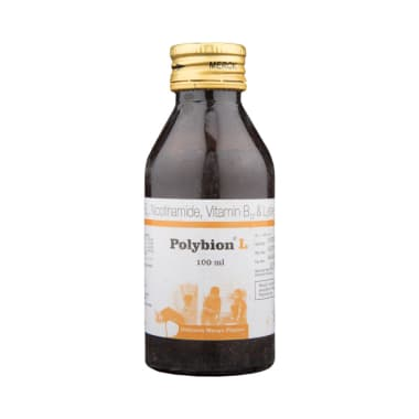 Polybion Lc Syrup Mango
