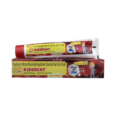 Kidodent Dental Gel for Kids