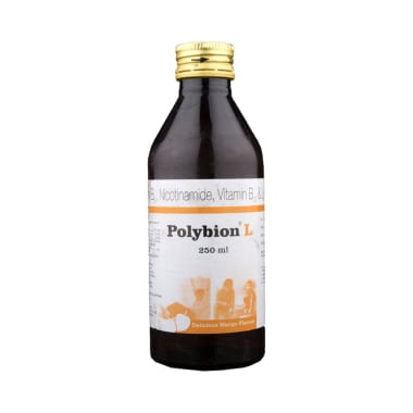 Polybion Lc Syrup Delicious Mango