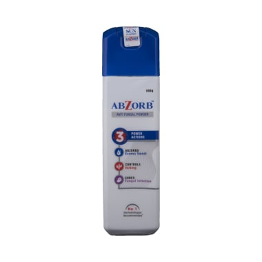 Abzorb Anti Fungal Dusting Powder