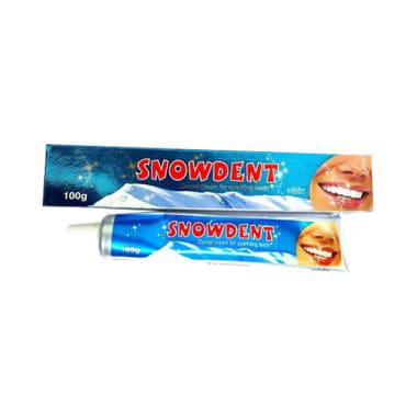 Snowdent Toothpaste