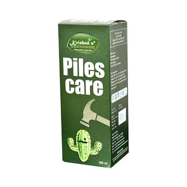 Krishna's Piles Care Juice