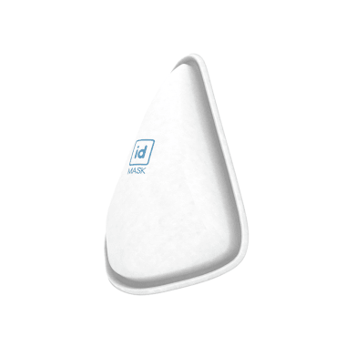 idMASK2 High Efficiency Kids Filter White