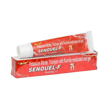 Senquel -F Toothpaste