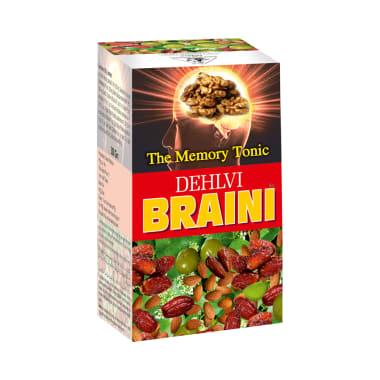 Dehlvi Naturals Braini Tonic