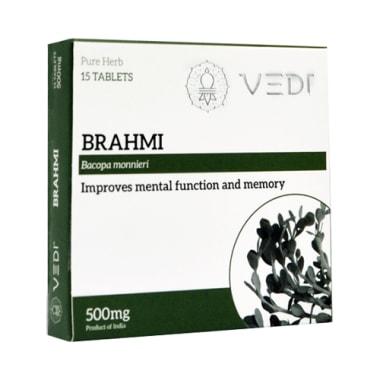 Vedi Brahmi 500mg Tablet
