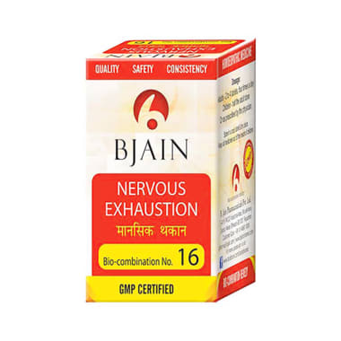 Bjain Bio-Combination No. 16 Tablet