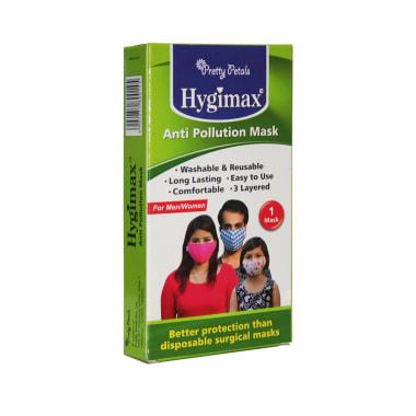 Pretty Petals Hygimax Anti Pollution Mask for Men/Women