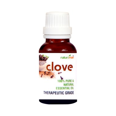 Naturoman Clove Bud Pure and Natural Essential Oil