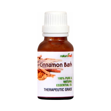 Naturoman Cinnamon Bark Pure and Natural Essential Oil