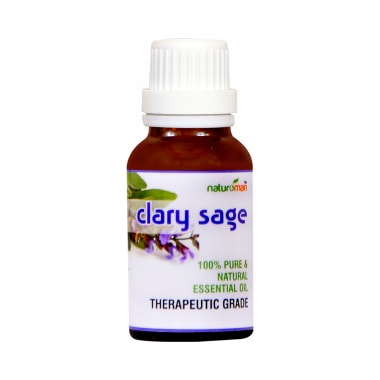 Naturoman Clary Sage Pure and Natural Essential Oil